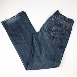 7 For All Mankind Womens Designer Jeans Size 31
